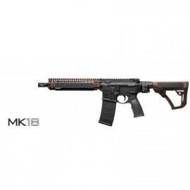 Karabinek DD MK18 Law Tactical (składana kolba)