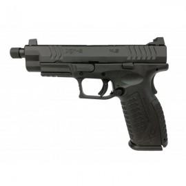 "Pistolet XDM-9 4,5"" Czarny - Threaded Barrel"
