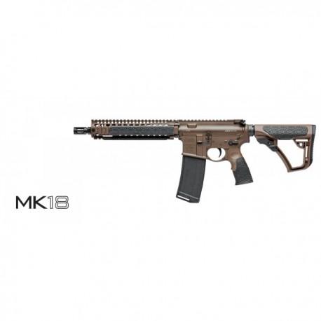 Karabinek DD MK18 Milspec+