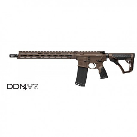 Karabinek DDM4 V7 Milspec+